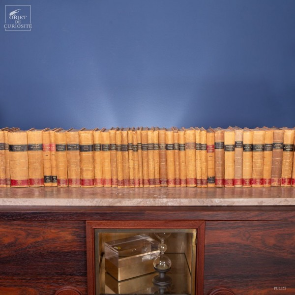 STATUTES, ACTS AND LAWS: 39 old books