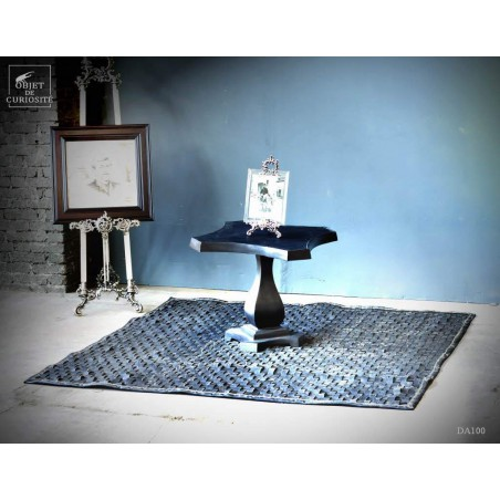 Recycled rubber carpet 180x180cm
