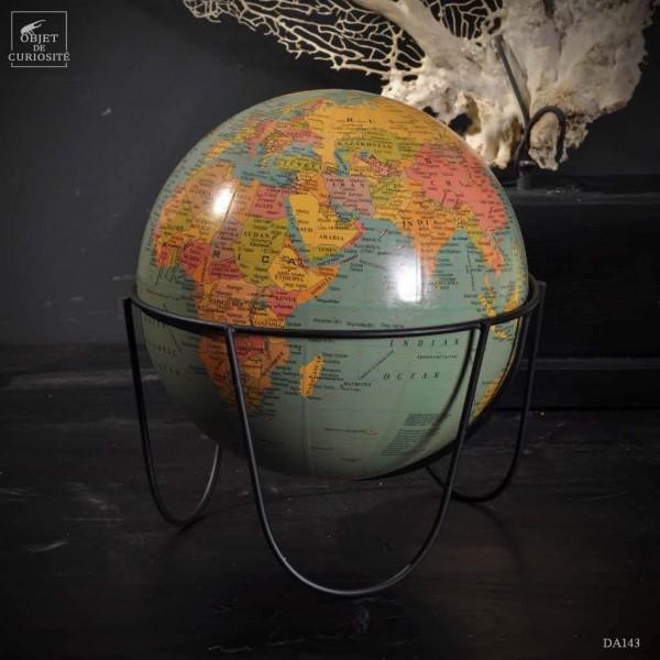 Earth globe Large 1960's