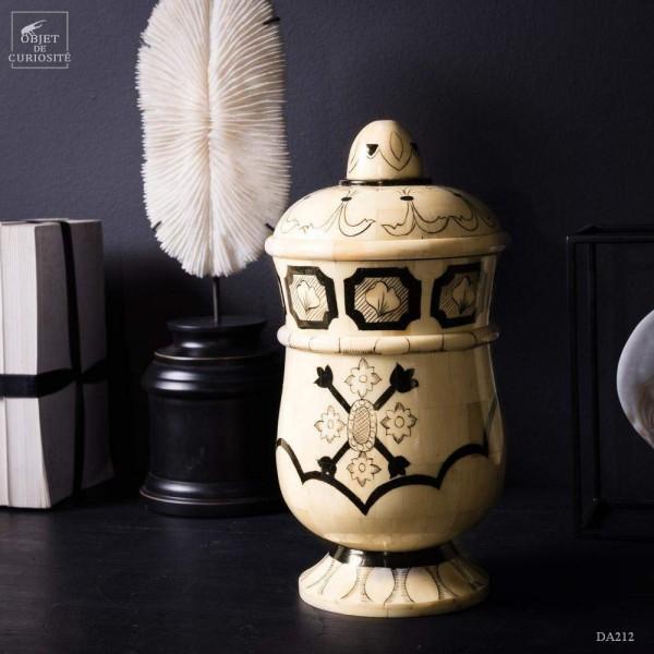 Ginkgo apothecary jar Medium