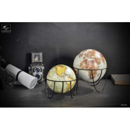 Earth globe small 1960's