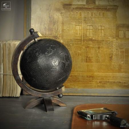 Globe cuir GM