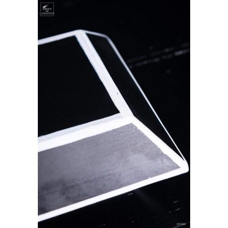 Ensemble de 3 solides de Platon : Cube - Octaèdre - Dodécaèdre aplati