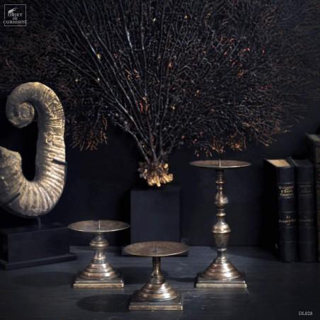 Brass candelstick 10cm