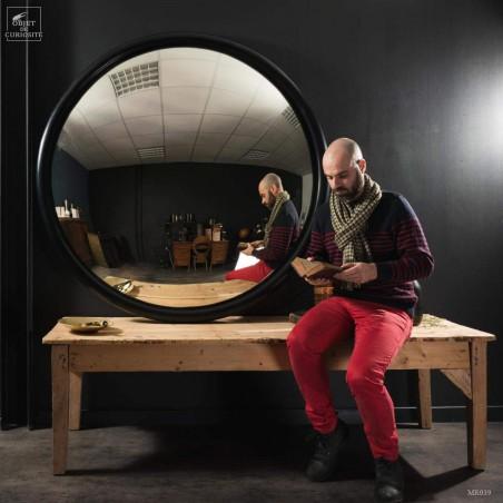 Giant convex mirror