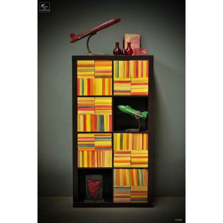 Colored french books (by meter)